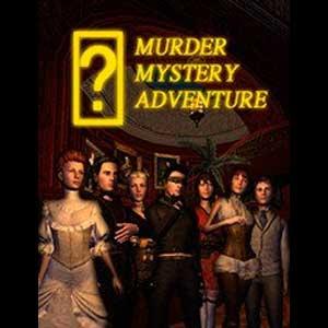 Murder Mystery Adventure