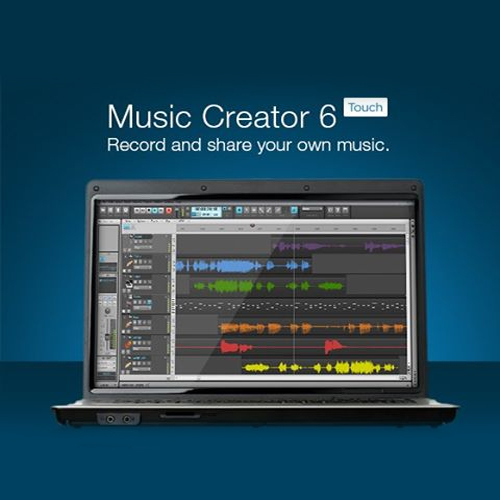Buy Music Creator 6 Touch CD Key Compare Prices