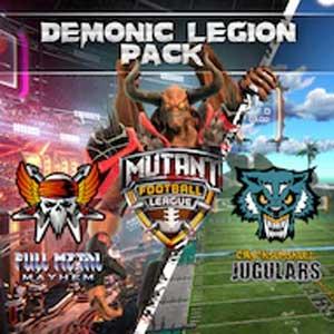Mutant Football League Demonic Legion Pack