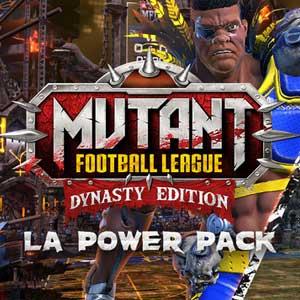 Mutant Football League LA Power Pack