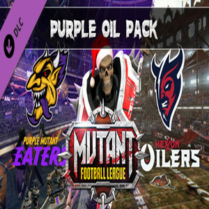 Mutant Football League Purple Oil Pack