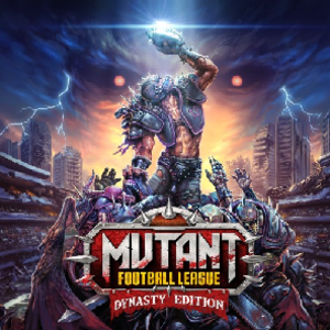 Mutant Football League Terror Bay Mutantneers