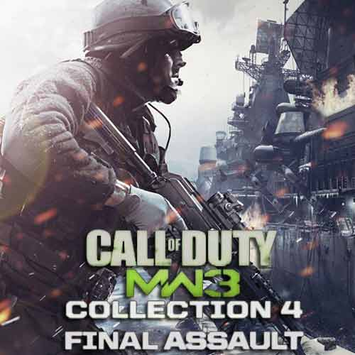 Buy MW3 Collection 4 Final Assault CD KEY Compare Prices