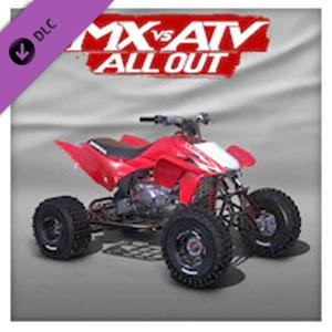 MX vs ATV All Out 2011 Honda TRX450R