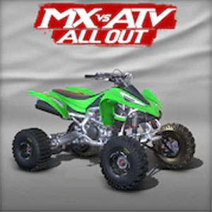 Buy MX vs ATV All Out 2011 Kawasaki KFX450R PS4 Compare Prices