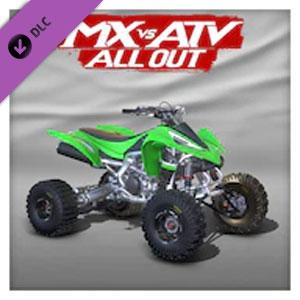 MX vs ATV All Out 2011 Kawasaki KFX450R