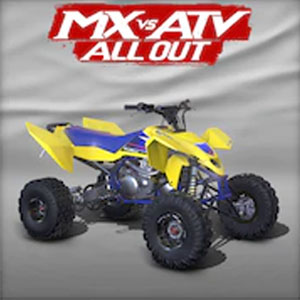 MX vs ATV All Out 2011 Suzuki LT-R450