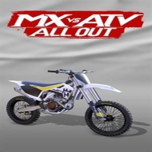 MX vs ATV All Out 2017 Husqvarna FC 250