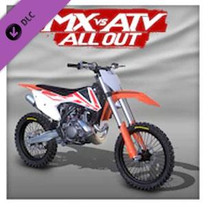 MX vs ATV All Out 2017 Husqvarna TC 250