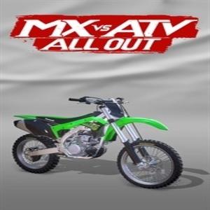 MX vs ATV All Out 2017 Kawasaki KX 250F