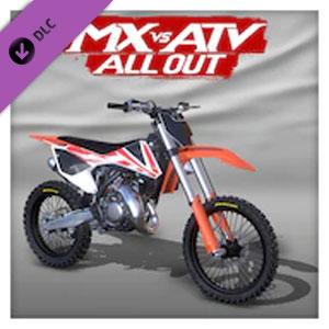MX vs ATV All Out 2017 KTM 125 SX