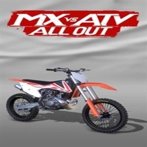 MX vs ATV All Out 2017 KTM 250 SX