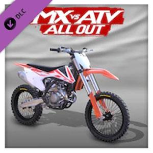 MX vs ATV All Out 2017 KTM 350 SX F