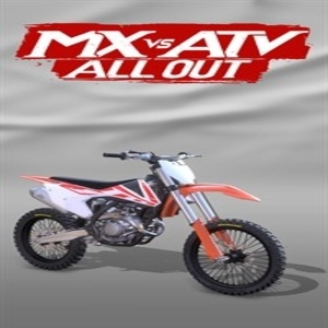 MX vs ATV All Out 2017 KTM 450 SX F