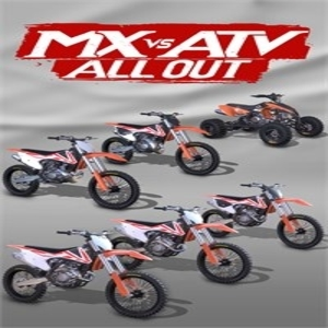 MX vs ATV All Out 2017 KTM Vehicle Bundle