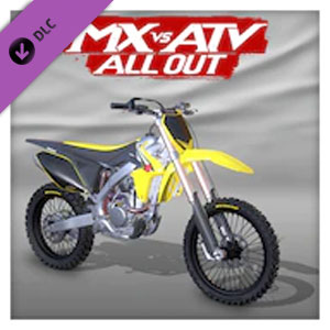MX vs ATV All Out 2017 Suzuki RM-Z250