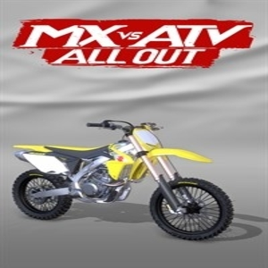 MX vs ATV All Out 2017 Suzuki RM Z45