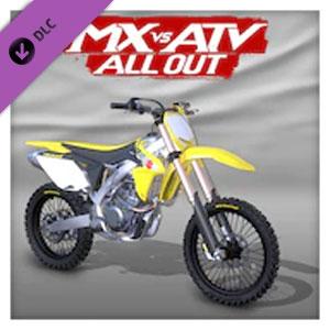 MX vs ATV All Out 2017 Suzuki RM-Z450