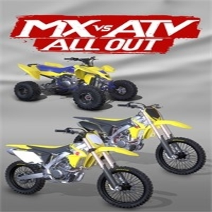 MX vs ATV All Out 2017 Suzuki Vehicle Bundle