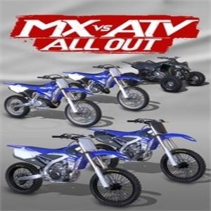 MX vs ATV All Out 2017 Yamaha Vehicle Bundle