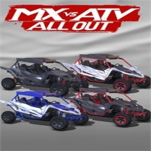 Buy MX vs ATV All Out 2018 Yamaha UTV Bundle Xbox One Compare Prices