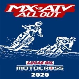 MX vs ATV All Out 2020 AMA Pro Motocross Championship
