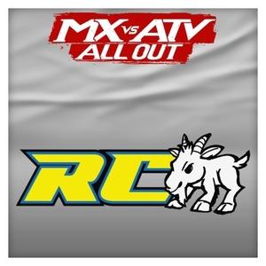 MX vs ATV All Out Ricky Carmichael Farm GOAT