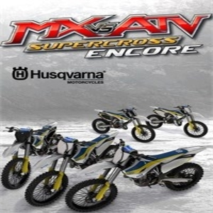MX vs ATV Supercross Encore 2015 Husqvarna Vehicle Bundle