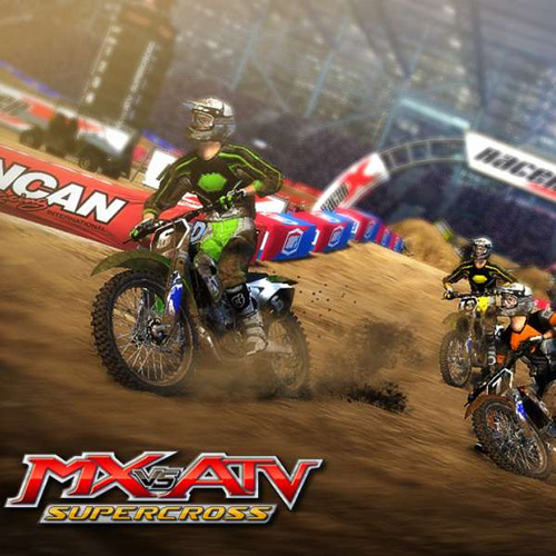 Buy MX vs ATV Supercross Encore Edition CD Key Compare Prices
