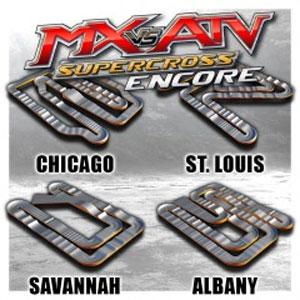 MX vs. ATV Supercross Encore Supercross Track Pack 1