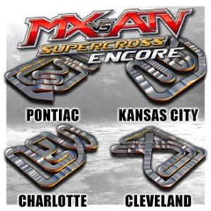 MX vs. ATV Supercross Encore Supercross Track Pack 2