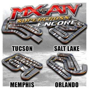 MX vs. ATV Supercross Encore Supercross Track Pack 3