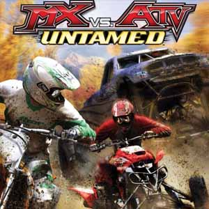 Buy MX vs ATV Untamed PS3 Game Code Compare Prices