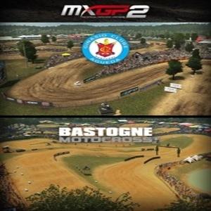 MXGP2 Agueda and Bastogne Tracks