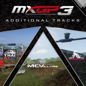 MXGP3 Additional Tracks