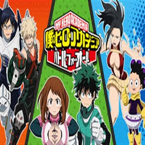 My Hero Academia Battle for All