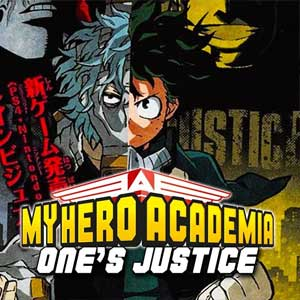 Buy My Hero Academia Ones Justice Nintendo Switch Compare prices
