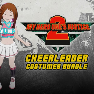 MY HERO ONE'S JUSTICE 2 Cheerleader Costume Set