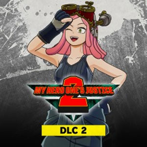 My Hero One's Justice 2 DLC Pack 2 Mei Hatsume