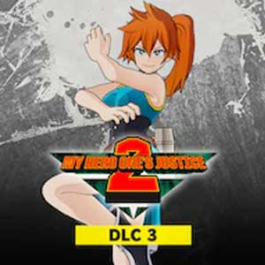 MY HERO ONE'S JUSTICE 2 DLC Pack 3 Itsuka Kendo