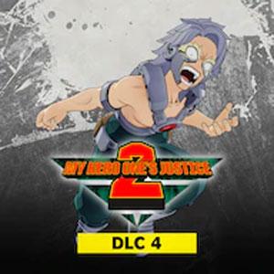 MY HERO ONE'S JUSTICE 2 DLC Pack 4 Tetsutetsu Tetsutetsu