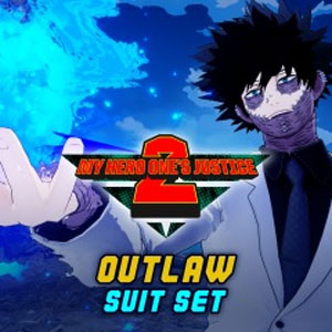 My Hero One's Justice 2 Outlaw Suit Costume Set