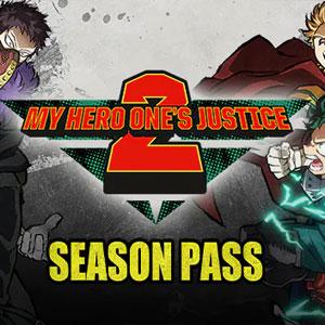 My Hero One's Justice 2 Season Pass