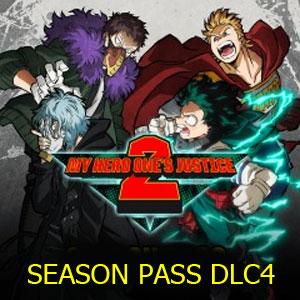 MY HERO ONE'S JUSTICE 2 Season Pass DLC 4