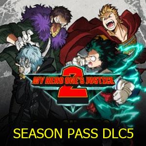 MY HERO ONE'S JUSTICE 2 Season Pass DLC 5
