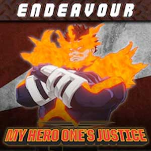 MY HERO ONE'S JUSTICE Playable Character Pro Hero Endeavor