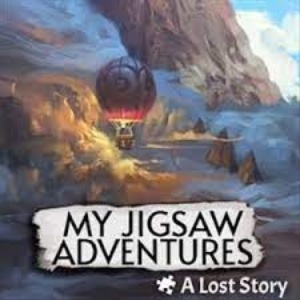 My Jigsaw Adventures A Lost Story