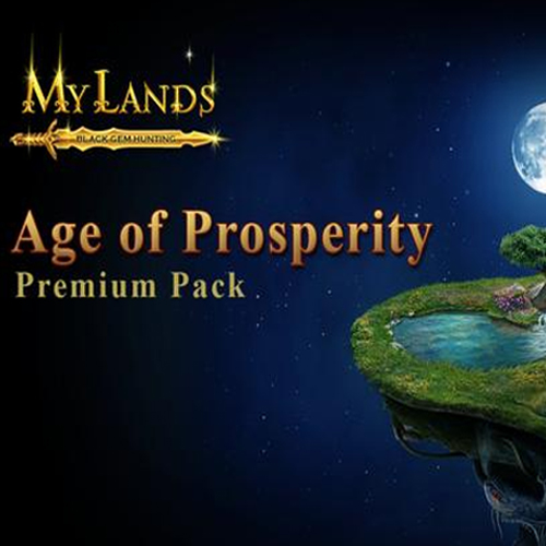 My Lands Age of Prosperity