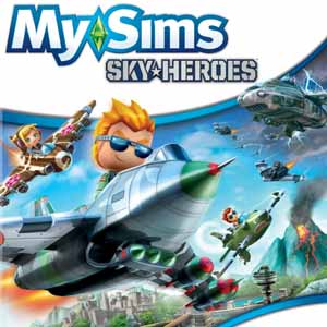 Buy My Sims Skyheroes Xbox 360 Code Compare Prices