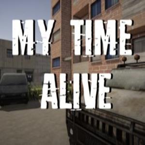 MY TIME ALIVE